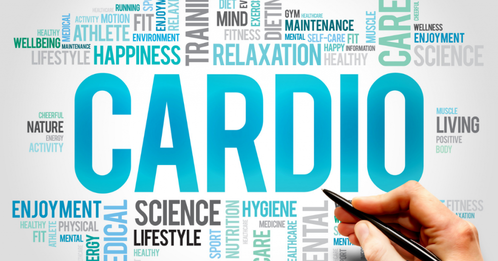 heath benefits of cardio exercise for weight Loss.
