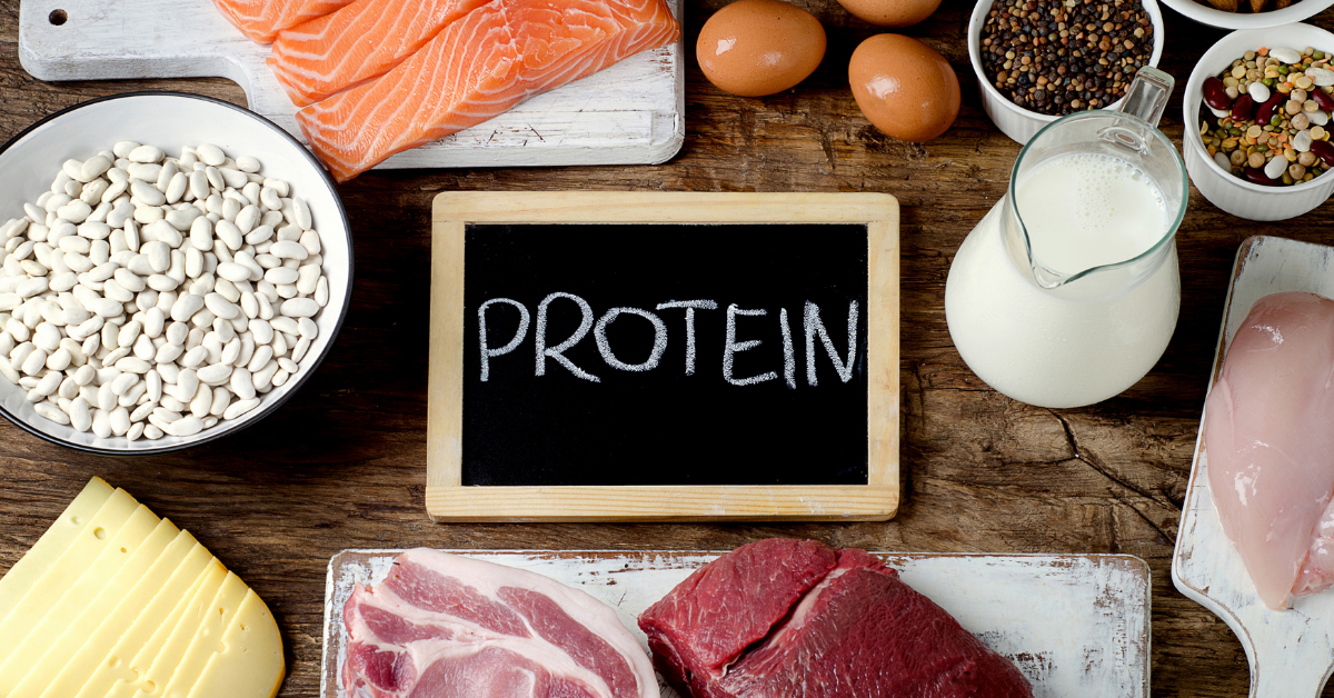 Eat Protein