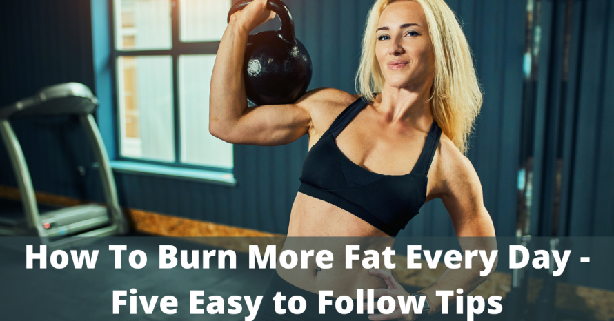 How to More Burn Fat