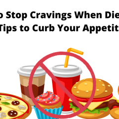 How to Stop Cravings When Dieting