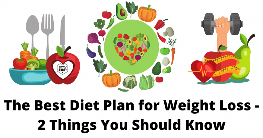 The Best Diet Plan for Weight Loss